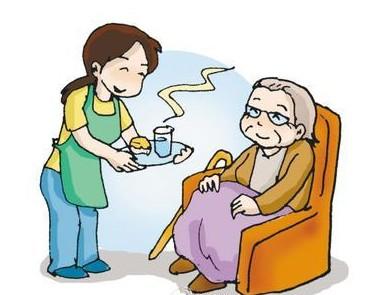 彭思镇凤凰村一村民为贫困老人建养老院